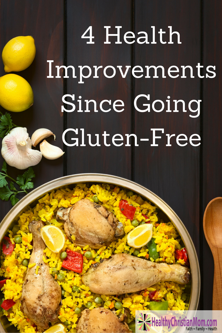 4 Health Improvements Since Going Gluten-Free