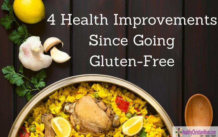 4 Health Improvements Since Going Gluten-Free