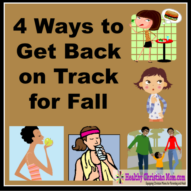 Get Back on Track for Fall