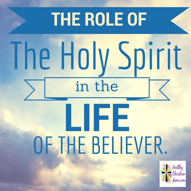 Role of the holy spirit in the life of the believer the role of the holy spirit in the life of the believer thecheapjerseys Gallery